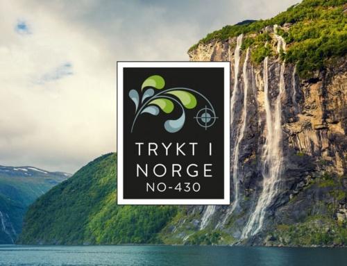 «Trykt i Norge», Ny logo