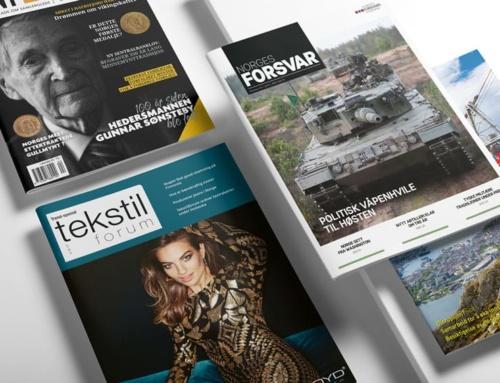 Årets tidsskriftkampanje er i gang!