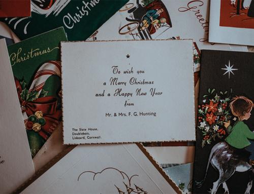 Skal du sende julekort fra bedriften? Ikke glem dette